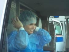 Ambulancepersoneel Zuid-Holland Zuid schiet collega's op Sint Maarten te hulp