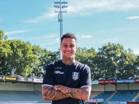 Gregory van der Wiel sluit aan bij RKC Waalwijk: 'Kijken wat het me gaat brengen'