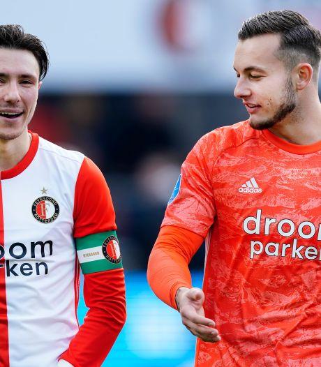 Spelers Feyenoord akkoord met salarisverlaging