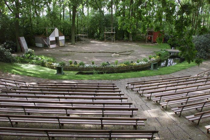 Someren, Openluchttheater De Donck.