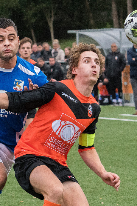 Koploper Olympia'18 loopt door zege op Vitesse'08 verder weg