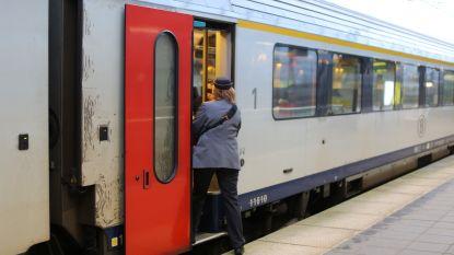 Boom op sporen verstoort treinverkeer