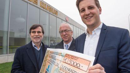 La Grande Soirée schenkt nog maar eens 5.000 euro aan Kinderkankerfonds