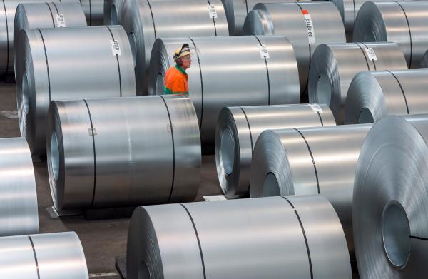 Met aangekondigde staalheffingen schieten de VS zich in eigen voet