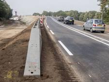 Vliegveldstraat tussen Hengelo-Enschede bij Frans op den Bult weer open