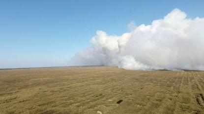 Rakettest zorgt voor wildvuur in Duitsland