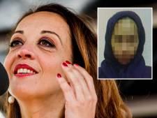 Ebru Umar doet aangifte wegens doodsbedreiging door Apeldoornse IS-vrouw Xaviera S. om strafzaak te versterken