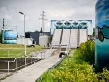 Het Twentse slib omgezet in stroom in Hengelo