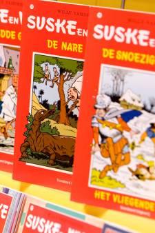 Après Rubens et Bruegel, Bob et Bobette rendent hommage à Jan van Eyck