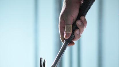 Man half jaar cel in nadat hij agenten op Schiphol bedreigt met klauwhamer