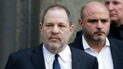 """Harvey Weinstein gezien met privédetective: """"Het is zijn laatste geheime wapen"""""""