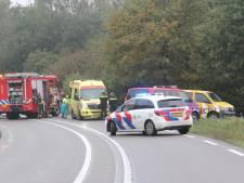 Burgermeester H. Boersingel in Nijverdal afgesloten na ernstig ongeval