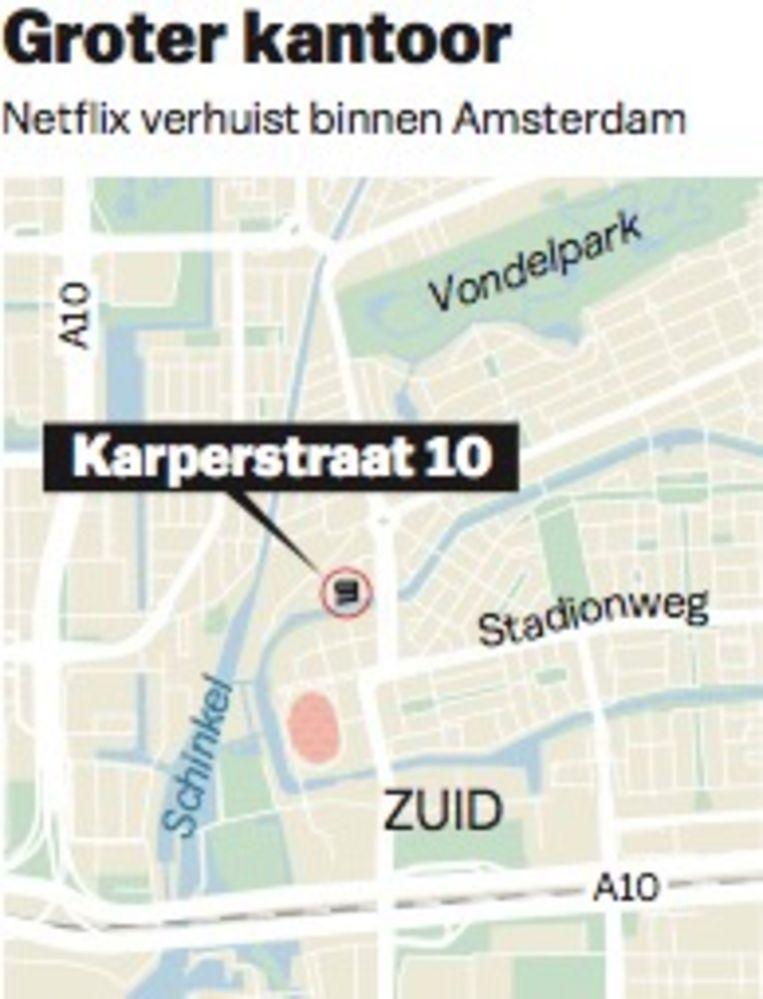 BRON: MAPS4NEWS © LVDB/HET PAROOL Beeld Laura van der Bijl