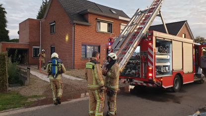 Badkamer brandt uit in woning aan Verboekt