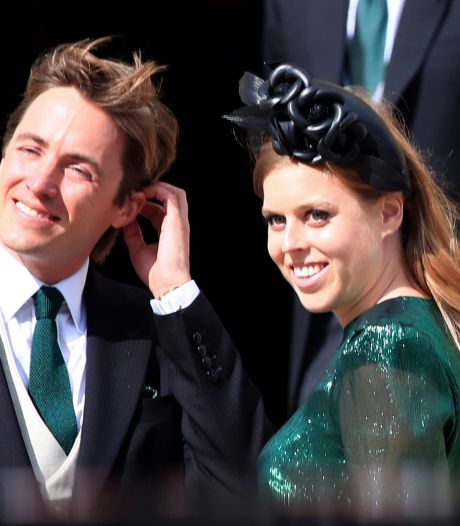 La princesse Beatrice s'est mariée en secret à Edoardo Mapelli Mozzi