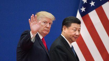 Handelsoorlog duwt beurzen weer in het rood