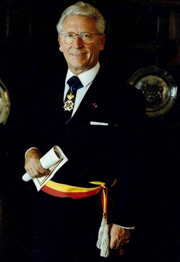 Alfons Saenen.