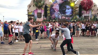 VIDEO: En gaan! Deze feestbeesten trappen nieuwe The Gathering van Tomorrowland in gang