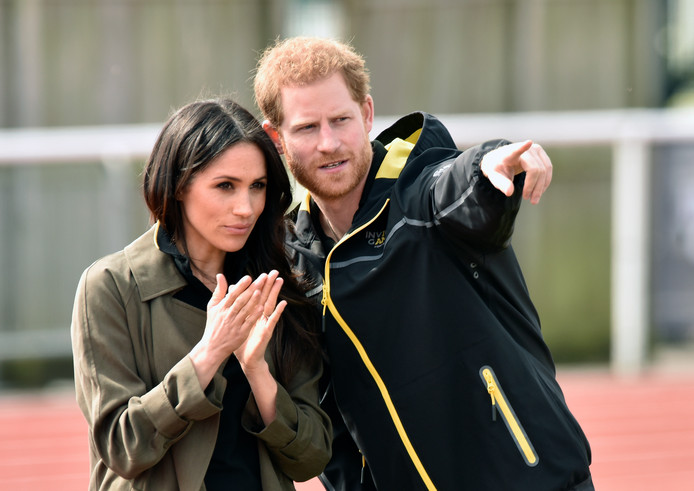 Meghan en Harry