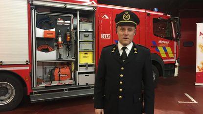 Multifunctionele brandweerwagen voorgesteld