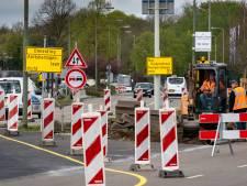 Getob bijna voorbij: Bossche kruising Aartshertogenlaan-Orthenseweg vrijdag klaar