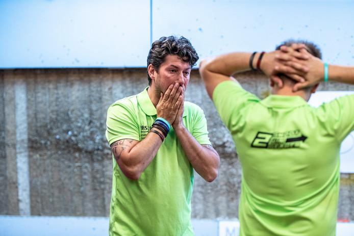 Mike Reukers en Pascal Koolhof hebben het wereldrecord verbeterd.