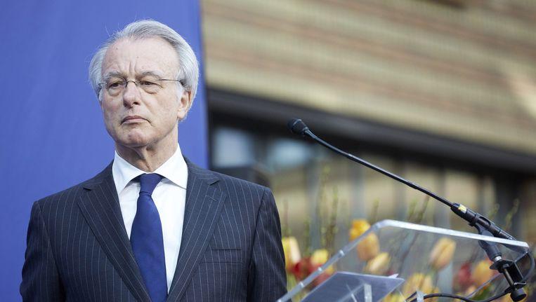 Jozias van Aartsen, burgemeester van Den Haag. Beeld anp