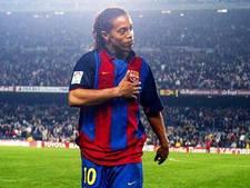 Barça bedankt gestopte Ronaldinho, 15-jarige Kostyuk is uitzinnig