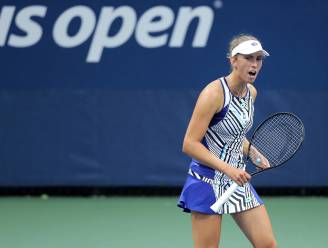 """Elise Mertens maakt af waar ze aan begon, ook David Goffin stoot door op US Open: """"Dit is veelbelovend voor rest van het toernooi"""""""