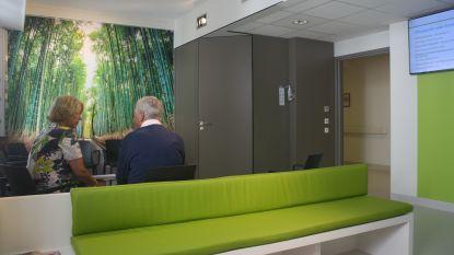 Patiënten van oncologisch dagziekenhuis krijgen huiselijke wachtkamer