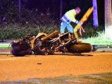 Motorrijder ernstig gewond in Vlissingen