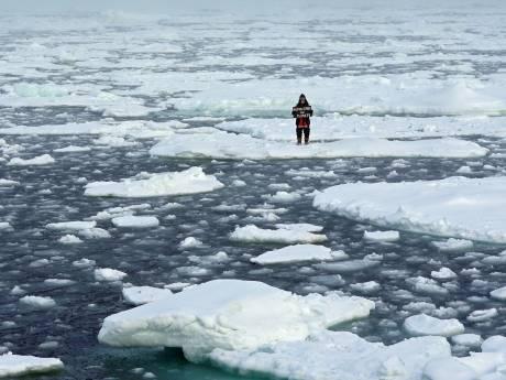 """""""La superficie de la banquise arctique est la plus faible jamais enregistrée pour la saison"""""""