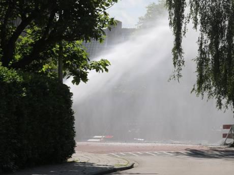 Reeuwijk weer veilig na gaslek, bewoners terug naar huis