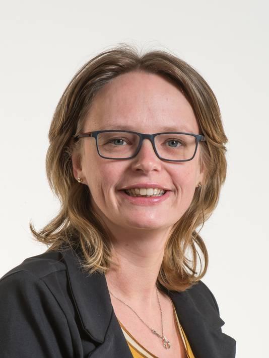 Louise van der Heijden: zware onvoldoende voor wethouder.