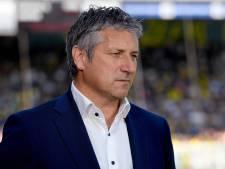 Trainer Brood appelleert aan het eergevoel van de NAC-spelers
