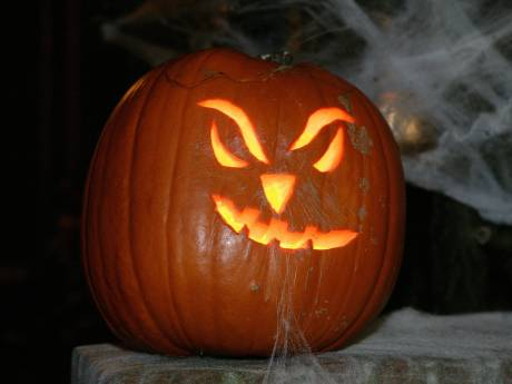 Geen tocht Halloween in centrum Alphen