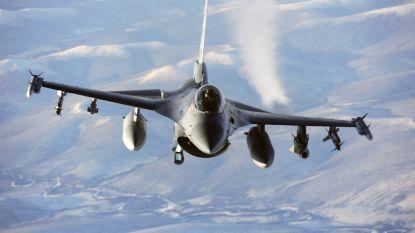 """Amerikaanse F-16 dumpt brandstoftanks in Japans meer en raakt bijna mosselvissers: """"We dachten dat we gebombardeerd werden"""""""