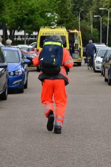 Peuter en drie volwassenen gewond bij ontploffen barbecue in Breda