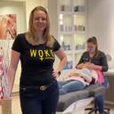 Lisa Hillen is in Zoetermeer een van de ambassadrices van Woke Women.