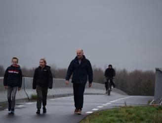 Veiliger fietsen over brug N49: afsluiting langs fietspad Stroomstraat