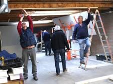 Klussen voor de nieuwe Voedselbank in Wijchen