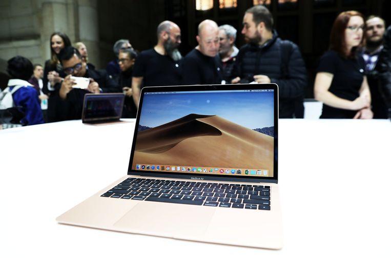 De nieuwe MacBook Air.