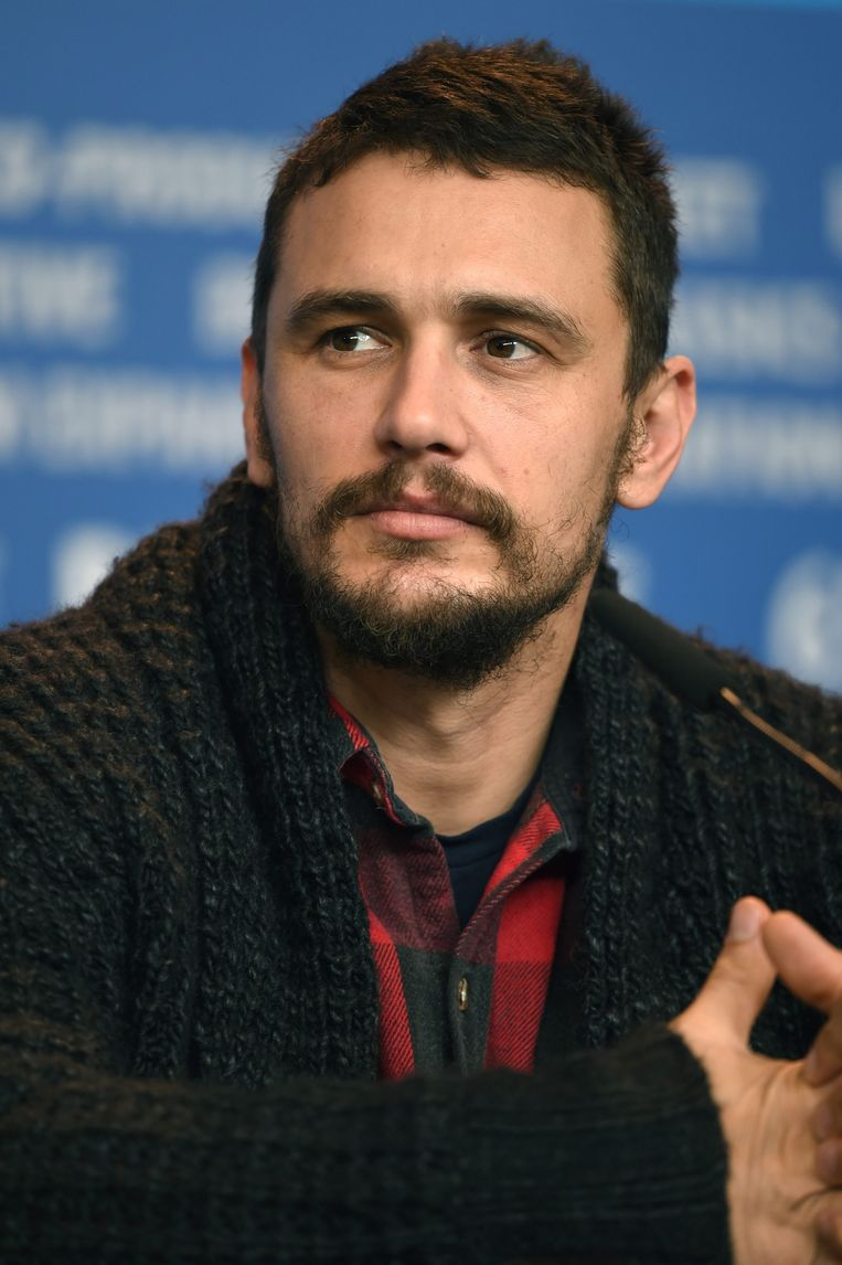 James Franco. Beeld null