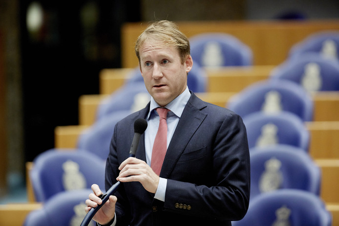 D66-Kamerlid Kees Verhoeven