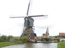 Bijna genoeg geld binnen: restauratie molen Cabauw kan doorgaan