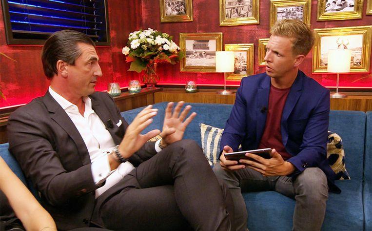 """Advocaat Kris Luyckx in Gert Late Night: """"Probeer eens cocaïne te legaliseren."""""""