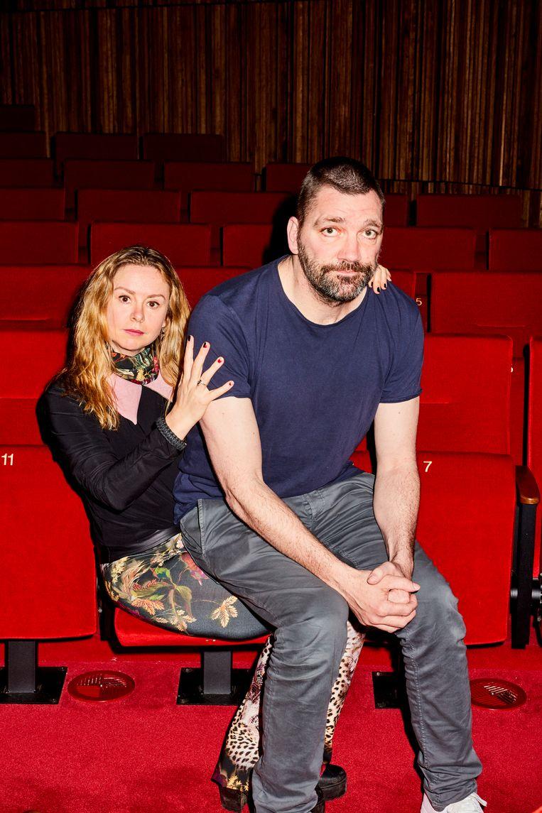Theo Maassen en Sunny Bergman door Valentina Vos Beeld V2-Valentina Vos