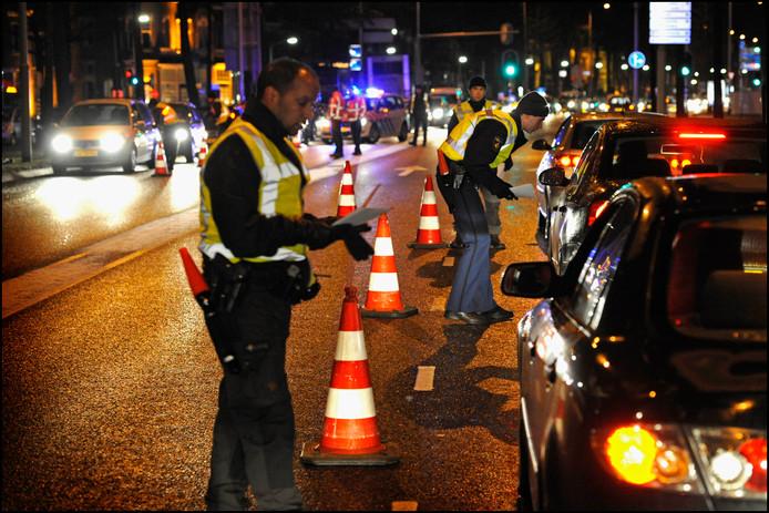 Groot passantenonderzoek na het dodelijke scooterongeluk in 2010.