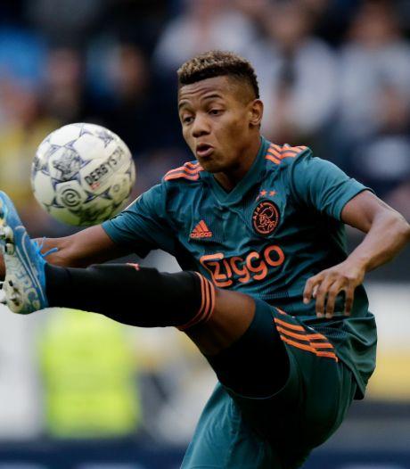 Ajax houdt Neres in Amsterdam