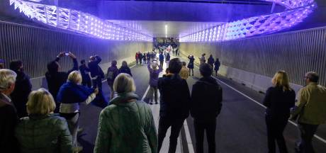 Na tien jaar heeft de Montgomerylaan in Eindhoven een kunstwerk als kruising